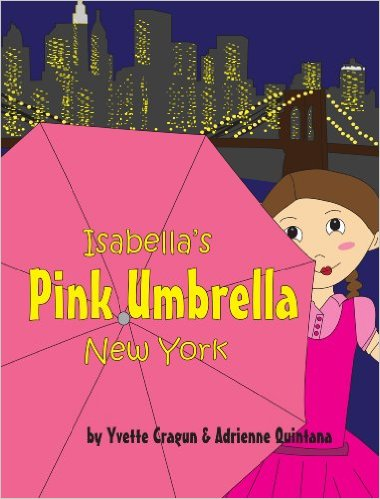 Isabella's Pink Umbrella NY